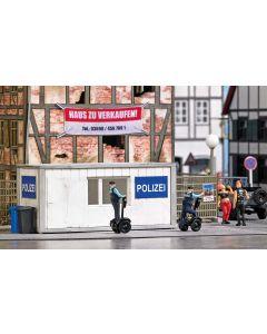 Busch H0 Mobiele politiepost 7868