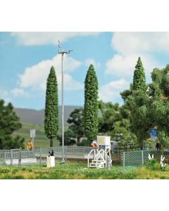 Busch H0 Mini scene weerstation 7894