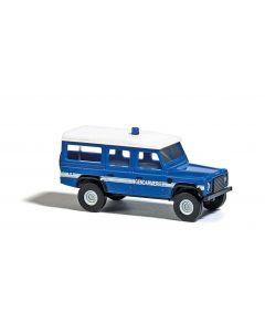 Busch N Land Rover Gendarmerie 8378