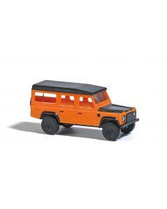 Busch N Land Rover Orange 8379