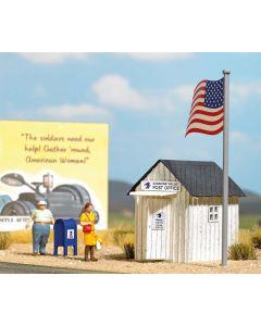 Busch H0 Amerikaans postkantoor 9729