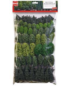 Busch Grote bomenset gemixt 9764