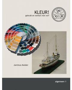 Boek Kleur! Gebruik en werken met verf bij modelspoor