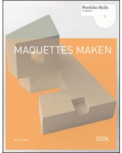 Boek Maquettes maken, hoe maak ik een Maquette