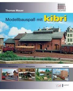 Boek Modelbouw plezier met Kibri 99907