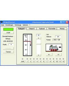 Uhlenbrock Digitaal ib-multicontrol software 19200