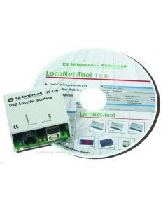 Uhlenbrock Digitaal usb loconet interface 63120