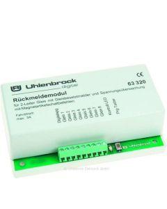 Uhlenbrock Digitaal loconet terugmeldmodule 2-r 63320