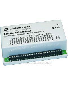 Uhlenbrock Digitaal loconet schakelmodule 63410