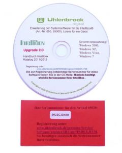Uhlenbrock Digitaal intellibox upgrade software 2.0 65020