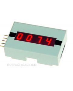 Uhlenbrock Digitaal track-control loc nummer display 69250