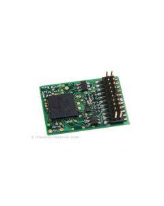 Uhlenbrock Digitaal plux22 decoder, multi regeling railcom 76560