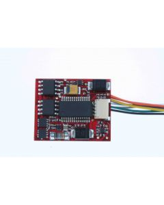 Uhlenbrock Digitaal decoder h0/grootspoor 1,8/3a 77100