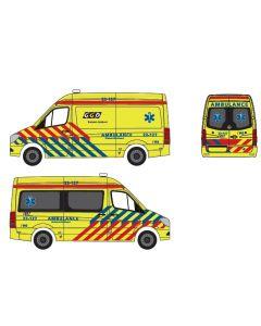 Herpa H0 Mercedes Benz Sprinter Nederlandse Ambulance 936958