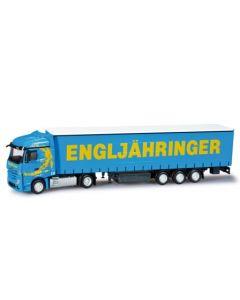 Herpa H0 Vrachtwagen Engljahringer transport 303163