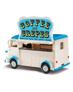 Busch H0 Citroen H Coffee and Crepes 41926