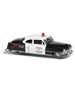 Busch H0 Cadillac'52 Limosine politie BA43401