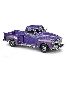 Busch H0 Chevy Pick up Metallic lila BA48233