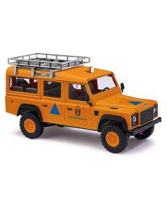 Busch H0 Landrover KatastropHensch BA50364