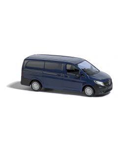 Busch H0 Mercedes Vito blauw BA51107