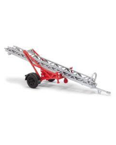 Busch H0 Brandweer aanhanger voor ladder BA59960