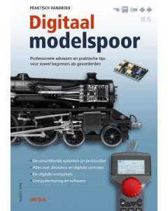Boek starten met digitaal modelspoor BO03497