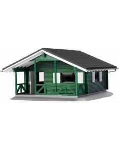 Busch vakantiewoning groen 1081