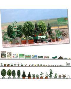 Busch plantenset 1211