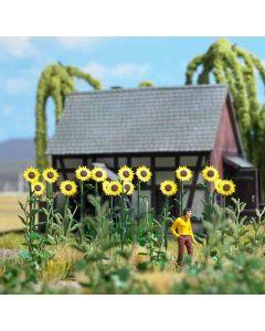 Busch zonnebloemen groot 1261