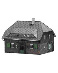Busch woonhuis hout 1445