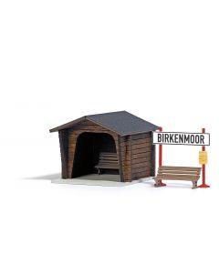 Busch kleine halte Birkenmoor 1463