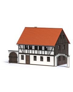 Busch woonhuis vier zijden hof 1505