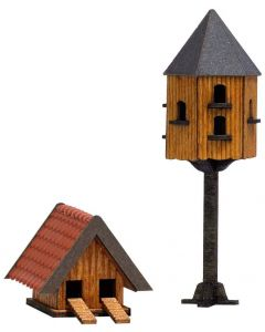Busch duiven & eendenhok 1521