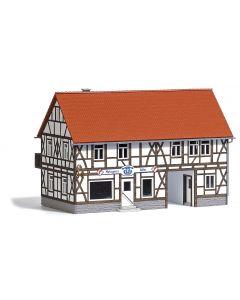 Busch slagerij adler h0 (2/15) * 1530