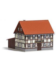 Busch herberg krone h0 (7/15) * 1532