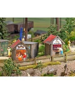 Busch kinderboerderij h0 1587