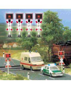 Busch waarschuwingslichten set kpl. n 5953