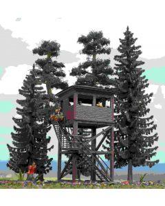 Busch bosset/uitkijktoren 6394