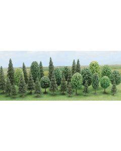 Busch bomen zak ass. 30 st. h0 6489