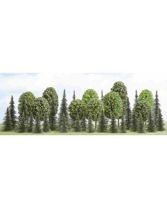 Busch bomen zak ass. 35 st. h0 6490