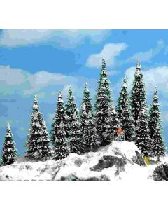 Busch dennen met sneeuw 20 ass. n 6566