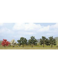 Busch fruitbomen 2 st. h0 6847