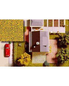 Busch deko-plaat terrasstenen 2 st. 7037