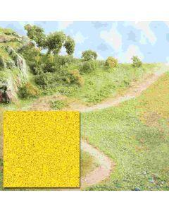 Busch strooimat. geel 7054
