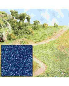 Busch strooimat. blauw 7058