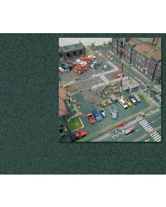 Busch asfalt-folie 56x33 cm 7085