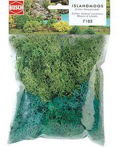 Busch ijslandmos groen 7102