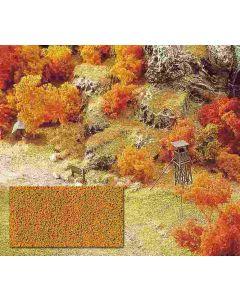 Busch microvlokken geel/bruin 7324