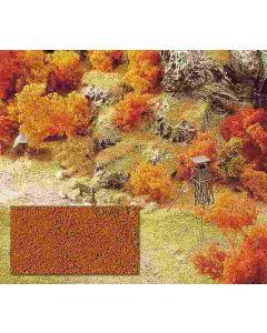 Busch microvlokken oranje/br. 7325