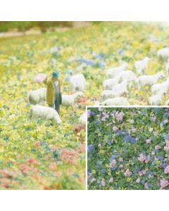 Busch bloemenvlokken lente 7359